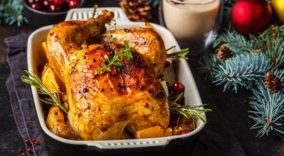 10 receitas de chester de Natal deliciosas para surpreender na ceia