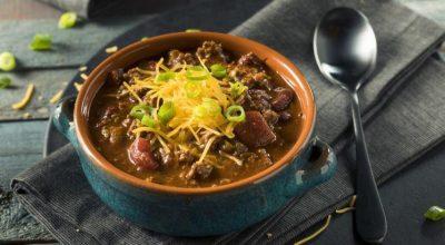 20 receitas de chilli incríveis que combinam o sabor de feijão e carne moída