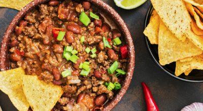 10 receitas de chilli mexicano que serão um grande sucesso na sua mesa