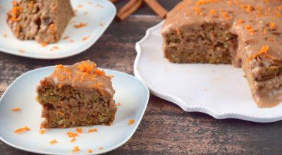 11 receitas de cobertura para bolo de cenoura que atingem a perfeição