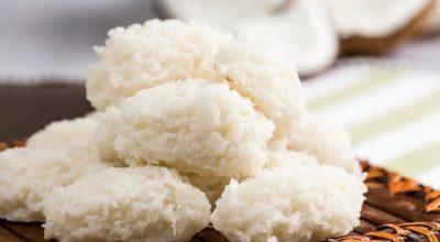14 receitas de cocada branca que unem tradição e sabor