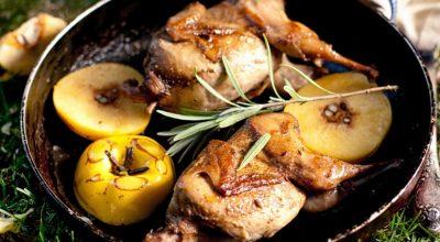 12 receitas de codorna para aproveitar todo o sabor dessa carne