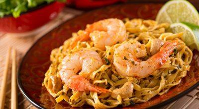 20 receitas de comida tailandesa para refeições saborosas e diferentes