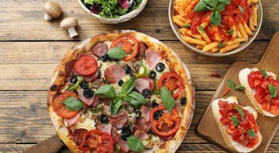 76 receitas de comidas italianas para você viajar na cozinha