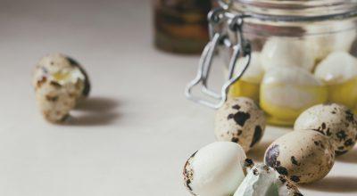10 receitas de conserva de ovo de codorna para petiscar à vontade
