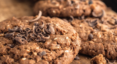 10 receitas de cookies low carb para um lanche mais saudável