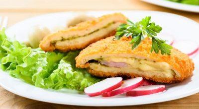 12 receitas de cordon bleu para repaginar a sua carne de frango