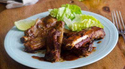 10 receitas de costelinha de porco na panela de pressão muito apetitosas
