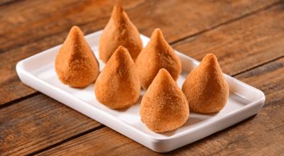 7 receitas de coxinha na airfryer para evitar o excesso de frituras