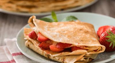 18 receitas de crepioca doce para um lanche gostoso e prático