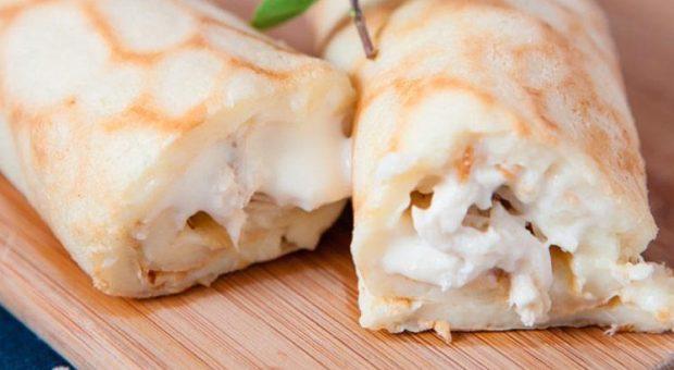 9 receitas de crepioca light para uma refeição rápida, leve e saudável