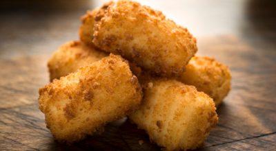 12 receitas de croquete de batata perfeitas para os amantes de petiscos