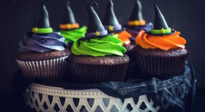 13 receitas de cupcakes de Halloween para assustar até na hora de comer
