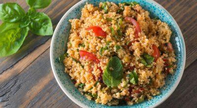 45 receitas de cuscuz marroquino que vão acrescentar mais sabor ao seu menu