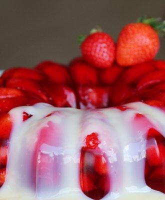 7 receitas de delícia de morango para celebrar dias especiais