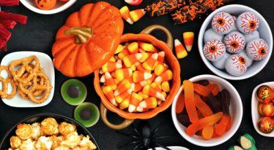 13 receitas de doces de Halloween assombrosamente saborosas