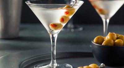 10 receitas de dry martini para degustar o rei dos drinks