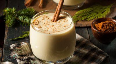 9 receitas de eggnog que trazem um sabor americano para o Brasil