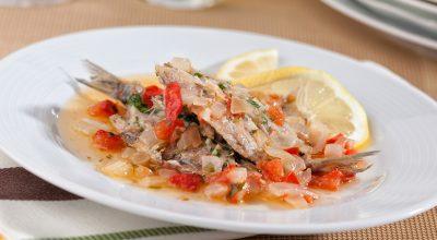 7 receitas de escabeche de sardinha para um aperitivo incrível