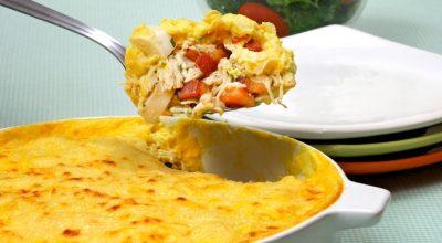 15 receitas de escondidinho de frango com batata simplesmente deliciosas