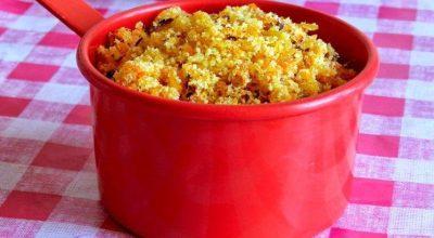42 receitas de farofa criativas e saborosas para incrementar suas refeições