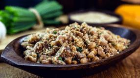 12 receitas de farofa de feijão-fradinho com o gostinho brasileiro
