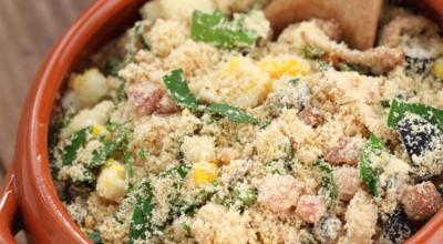 22 receitas de farofa de ovo para acompanhar e aprimorar suas refeições