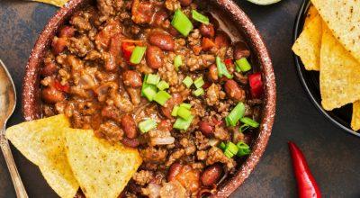 12 receitas de feijão mexicano que vão te fazer falar arriba!