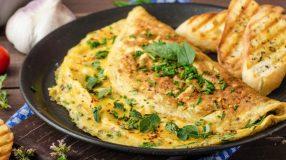 7 receitas de fortaia para provar uma omelete italiana