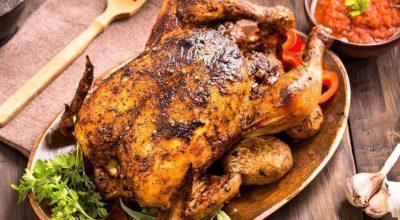 54 receitas de frango assado para preparar no almoço de domingo