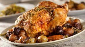 10 receitas de frango assado na panela de pressão práticas e deliciosas