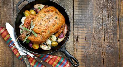 27 receitas de frango com batata que sujam pouca louça e facilitam a sua vida