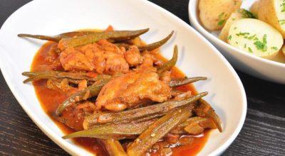 8 receitas de frango com quiabo para provar essa combinação deliciosa