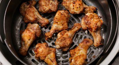 16 receitas de frango na airfryer deliciosas para facilitar a sua rotina