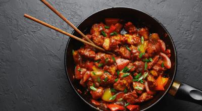 9 receitas de frango xadrez simples dignas de restaurante oriental