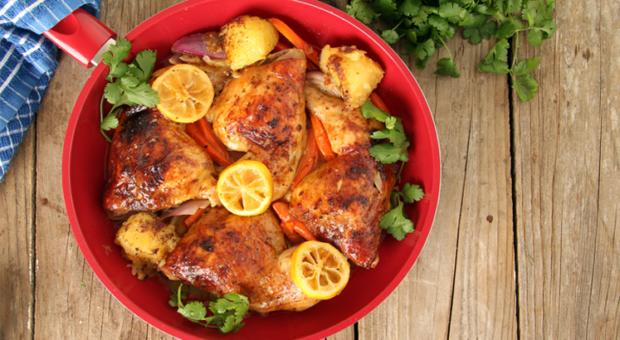 10 receitas de galinha caipira que garantem um carinho na alma