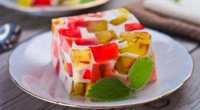 12 receitas de gelatina colorida que podem ser um sucesso na sua mesa