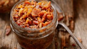 10 receitas de geleia de bacon para um acompanhamento saboroso
