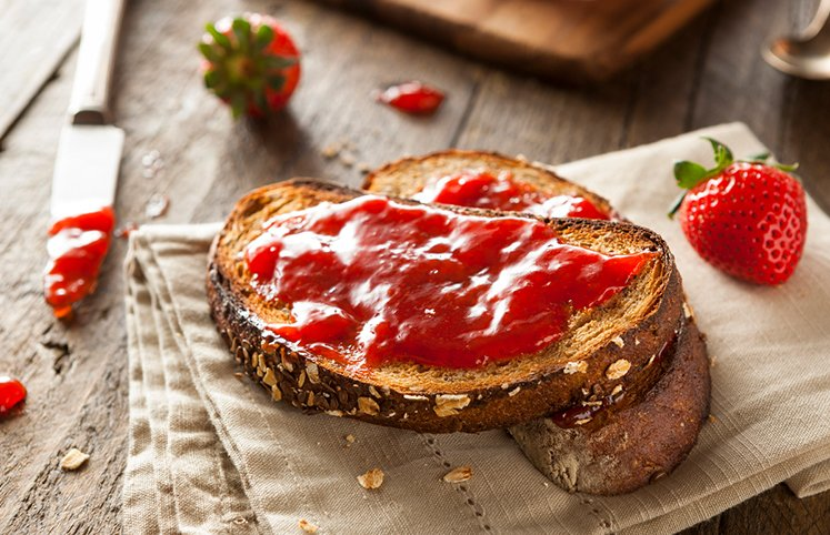 Amado 34 receitas de geleia de morango para se deliciar todos os dias CO94