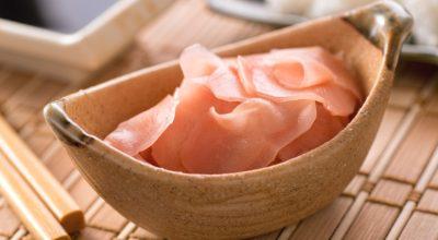 6 receitas de gengibre em conserva para você se sentir no Japão