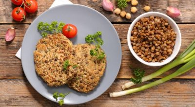 23 receitas de hambúrguer de lentilha que dão água na boca
