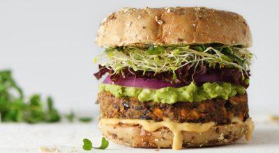19 receitas de lanches veganos com muita variedade e sabor