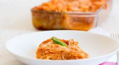 13 receitas de lasanha de frango que deixarão você delirando