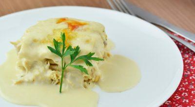 10 receitas de lasanha de frango com molho branco maravilhosas