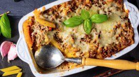 8 receitas de lasanha de macarrão para uma refeição simples e deliciosa