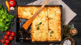 11 receitas de lasanha de pão de forma que vão simplificar a sua vida