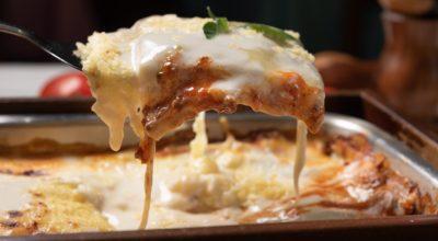 15 receitas de lasanha de queijo para uma explosão de cremosidade