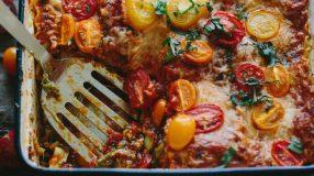 14 receitas de lasanha vegetariana para uma refeição ainda mais gostosa