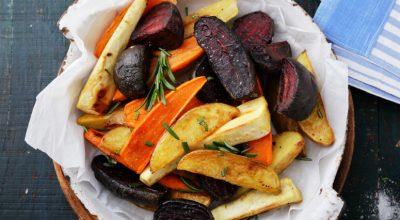 15 receitas de legumes no forno para refeições práticas e saborosas