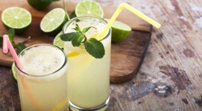 20 receitas de limonada para deixar seu dia mais refrescante